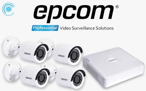 cámaras de seguridad, videovigilancia, epcom, turbo hd, cámaras