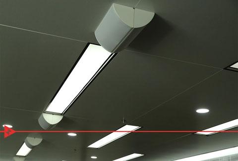 bocinas para instalaciones, cornered audio
