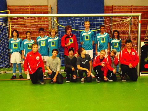 C- Jugend Team 1 und 2