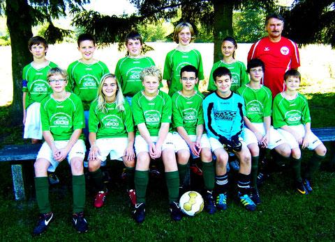 C2 Jugend 01.10.2011