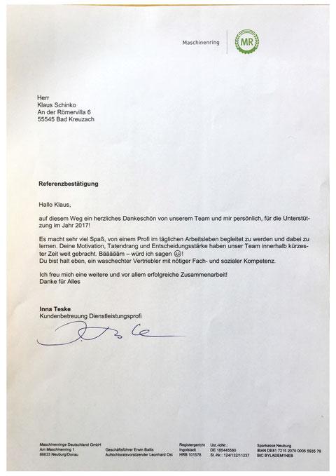 Inna Teske, Projektleitung und Kundenmanagement bei MRD GmbH