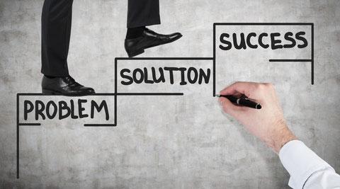 Problem →Solution→ Success