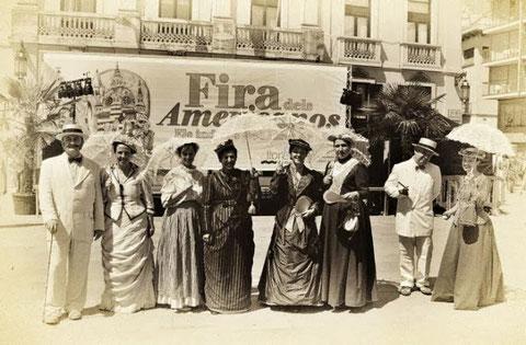 """Zurück in die Vergangenheit - So sahen sie aus, die """"Americanos"""""""