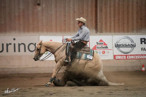 Ruggeri Max - Futurity 3 anni Open