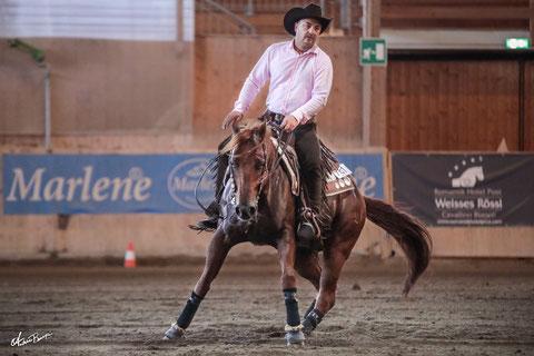 Wiedenhofer Georg - Novice Horse Non Pro Co Champion
