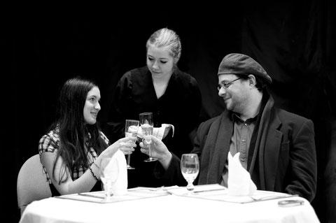 Der Abend ihres Lebens, Theater am Fluss Schwerte 2013