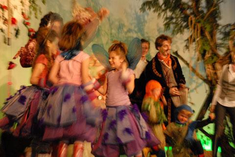 Pank und Ratius – Kleine Bühne Budenheim e.V. 2008, Foto: Markus Orthey