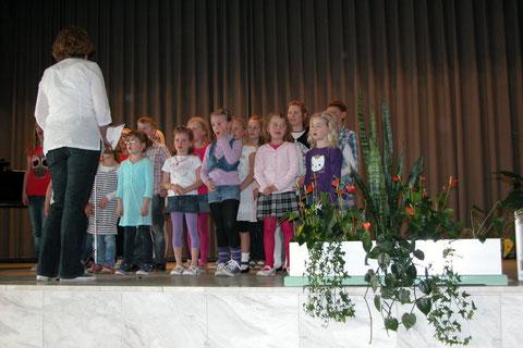 Kinder-Singkreis in Bad Bocklet -  2012