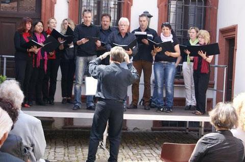 CHOR-Act - Tag des Chorliedes in Volkach - 2013