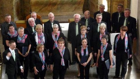 Chor 2017 - in Premich - Leitung: Nikolaus Metz