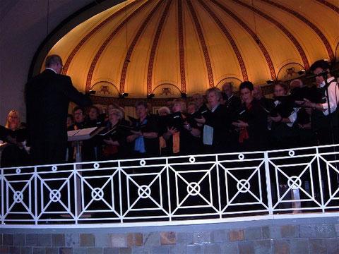 Gruppenchorkonzert - mit Reiterswiesen - 17.10.10