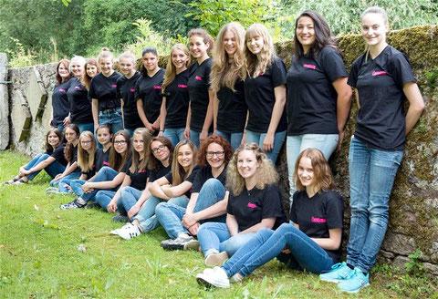 Jugendchor Chorisma Hausen - Leitung: Antje Kopp - 2016