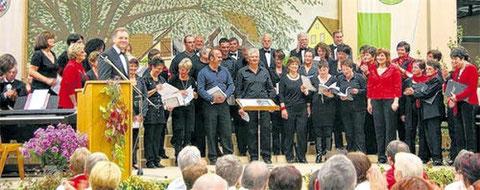 Ehrenabend zum 100-jährigen am 9.10.2010