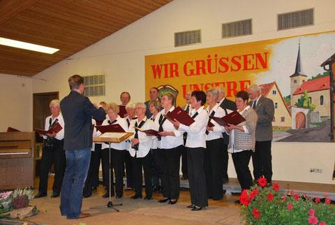 Gemischter Chor - Leitung: Michael Kopieniok - 2011