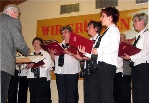 Frühlingskonzert - Leitung: August Seufert - 2007