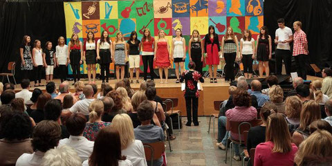 Sommerkonzert 2011