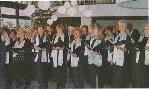 Auftritt in der Bavaria-Klinik - 2010