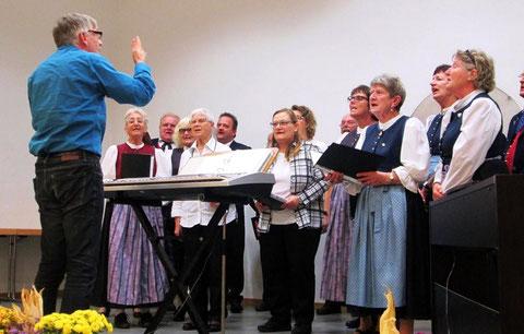 2017 in Hammelburg - Leitung: Stefan Baron