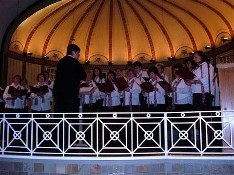 Gruppenchorkonzert - Wandelhalle Bad Kissingen - 17.10.10