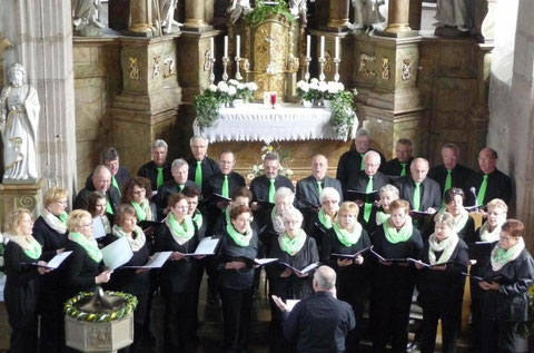 Kirchenkonzert in Premich - 210413