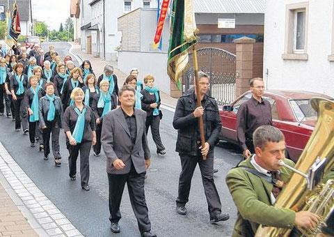 Kirchenparade - 90-jähriges Jubiläum 2012