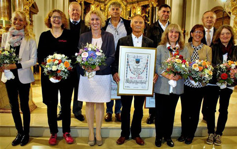36. Verleihung der Kulturehrenbriefe - 06.10.2019 - Kloster Altstadt Hammelburg