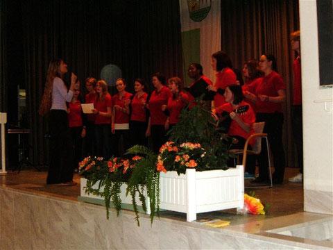 Sulzthal - Heart Chor - Leitung: Ilona Seufert
