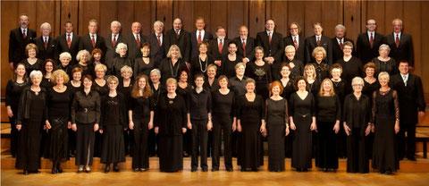Gemischter Chor – 2014  - Foto: Sigrid Metz