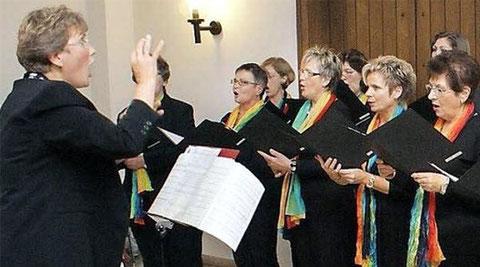 Frauenchor - Soiree Rathausdiele - 2014