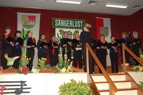 fun@music - beim Liederabend in Oberthulba am 27.3.10
