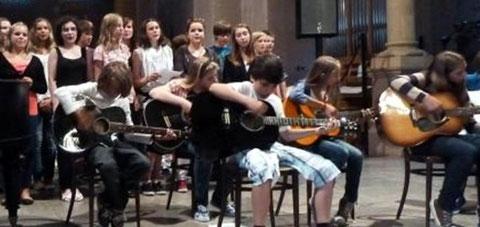 Sommerkonzert - Erlöserkirche  2012
