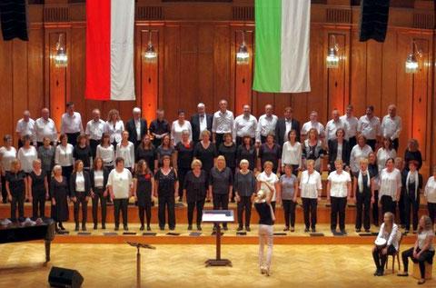 20 Jahre Sängerschulung - Projektchor im Max-Littmannsaal -Leitung: Ilona Seufert -16.09.2017