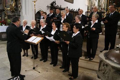 Tag des Chorliedes - Volkach 2013