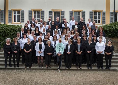 Projektchor Sängerschulung Münnerstadt - 2016