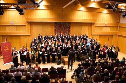 Chorkonzert in Eisenstadt - 2014