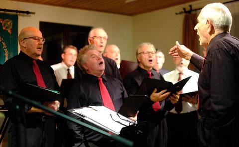Jubiläumschor - 120 Jahre MGV Harmonie 1897 - Leitung: Wolf-Dieter Bogner