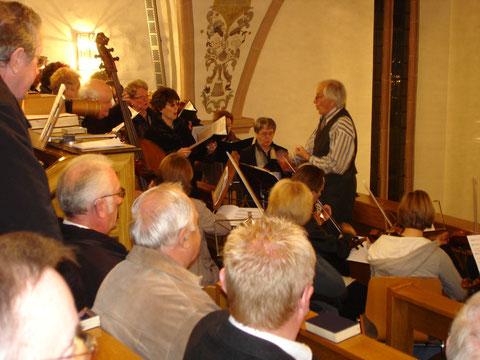 Messe zur 120-Jahrfeier - 30.10.2010