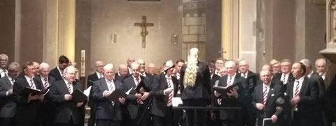 Konzert in der Erlöserkirche Bad Kissingen - 25.11.2018
