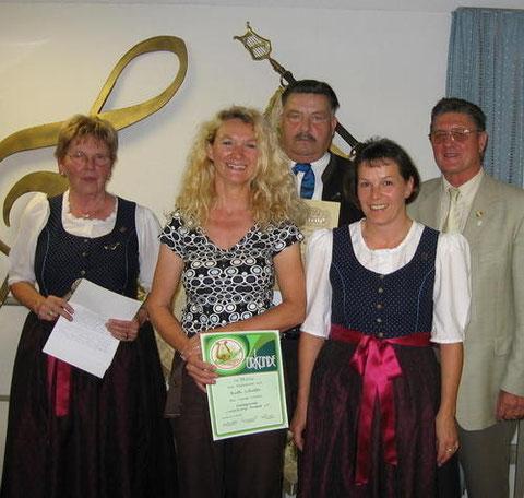 Ehrungen - Juli 2007