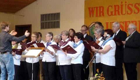 Gemischter Chor - Liedernachmittag 2017 - Leitung: Michael Kopieniok