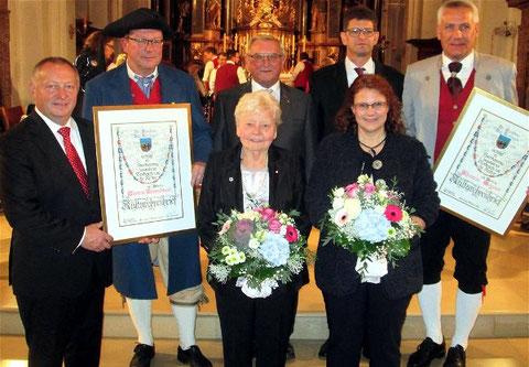 35. Verleihung der Kulturehrenbriefe - 07.10.2018 - Kloster Altstadt Hammelburg