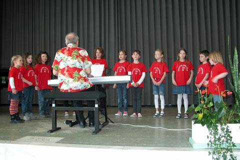 Bockleter Singmäuse 2012