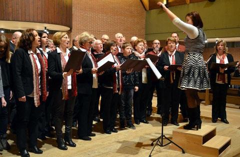 Gemischter Chor - Weihnachtskonzert 2016