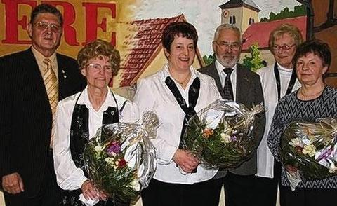 Ehrungen 2008
