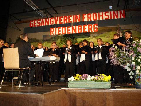 Lieder- und Ehrenabend - 20 Jahre Gemischter Chor - 14. Mai 2011