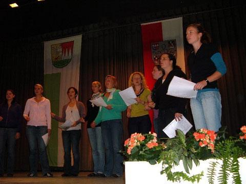Westheim - The Voices - Leitung: Bianca Müller und Kerstin Reuter