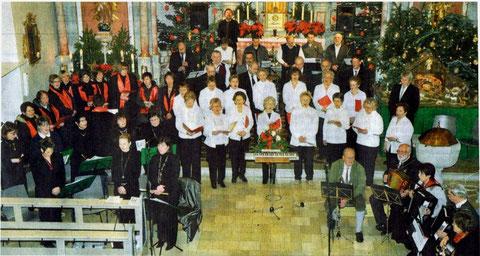 Weihnachtskonzert 2009