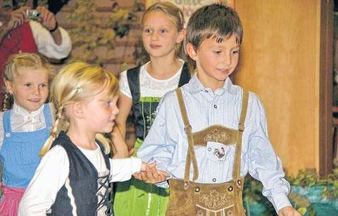 Trachtentanz-Nachwuchs 2011