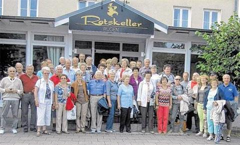 Jahresausflug - Rügen - 2013