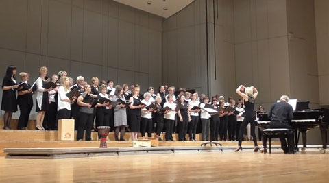 Auftritt - Liederhalle Hegelsaal Stuttgart - 29. Mai 2016